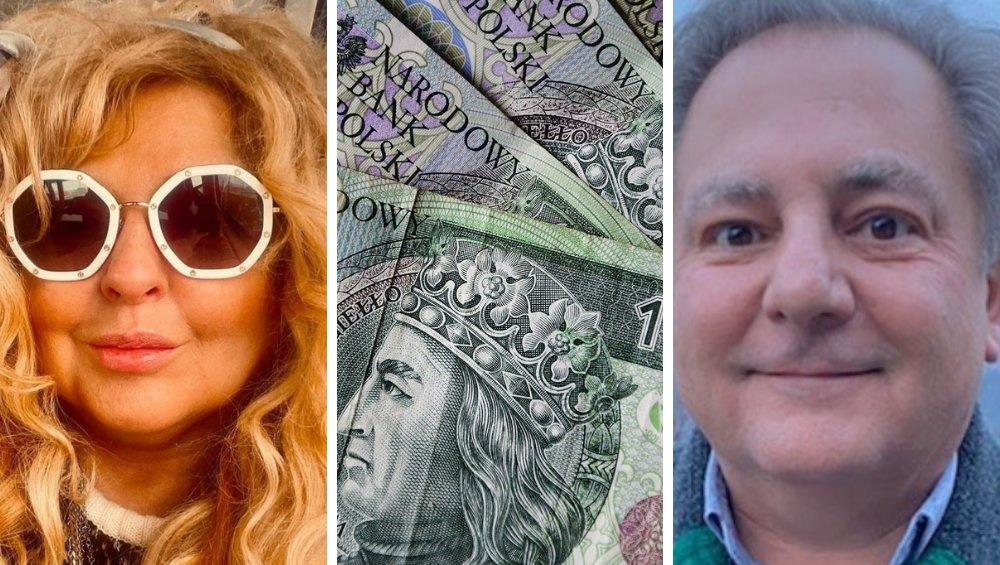 Tak mogłyby wyglądać polskie banknoty. Na nich Gessler, Krawczyk i Makłowicz