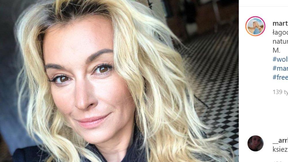 Martyna Wojciechowska reklamuje środki na odchudzanie? 'Sprawa jest zgłoszona'