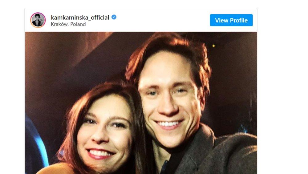Michał Meyer i Kamila Kamińska – aktorska para spodziewa się pierwszego dziecka!