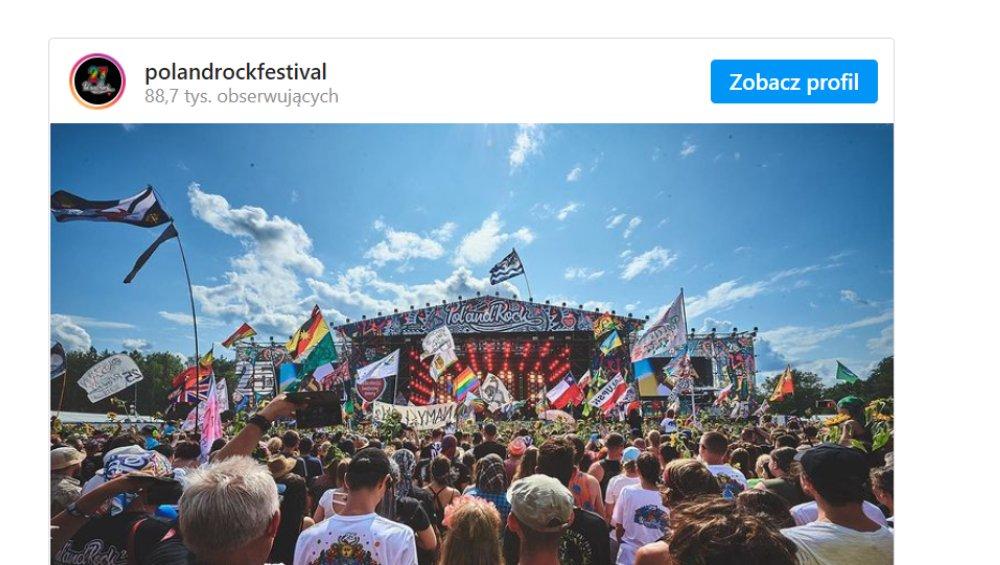 Pol'and'Rock Festival wyprowadza się z Kostrzyna. Gdzie teraz zagra festiwal Jurka Owsiaka?