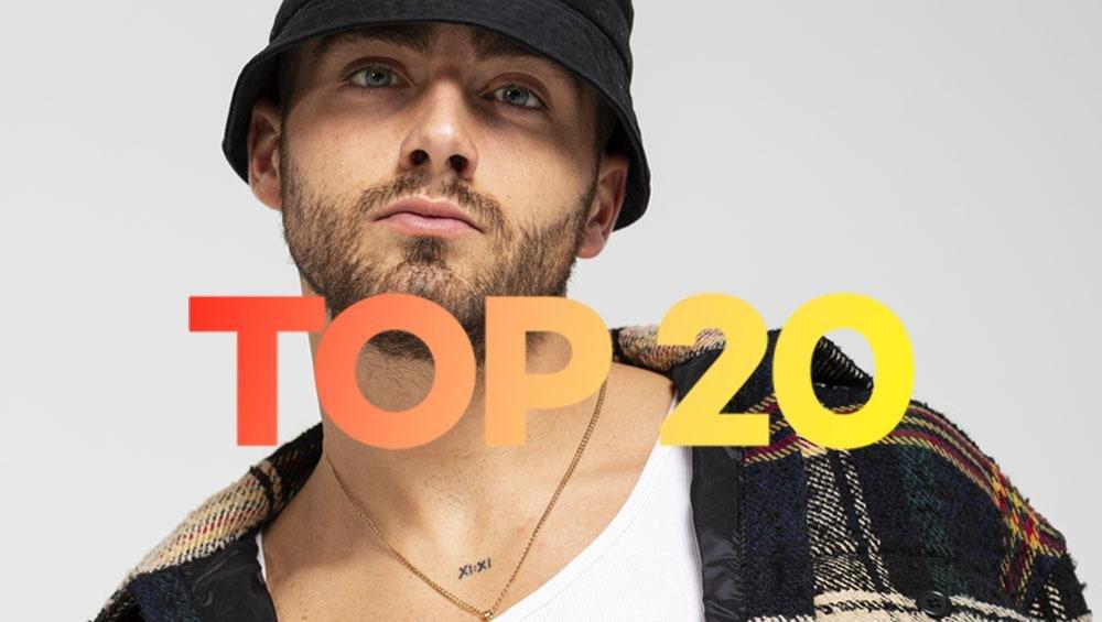 Max Mazurek przejmuje TOP 20!