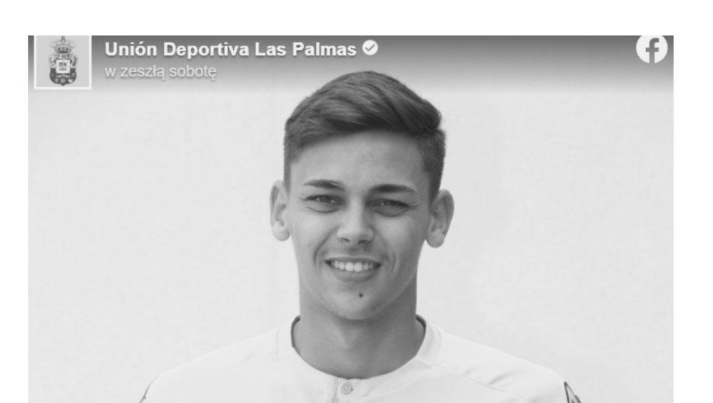 Były piłkarz Luis Ojeda Suarez zmarł nagle. Wzruszające wpisy jego dziewczyny