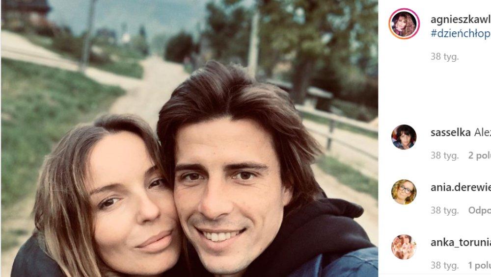 Partner Agnieszki Włodarczyk miał wypadek. Robert Karaś pokazał zdjęcia ze zdarzenia