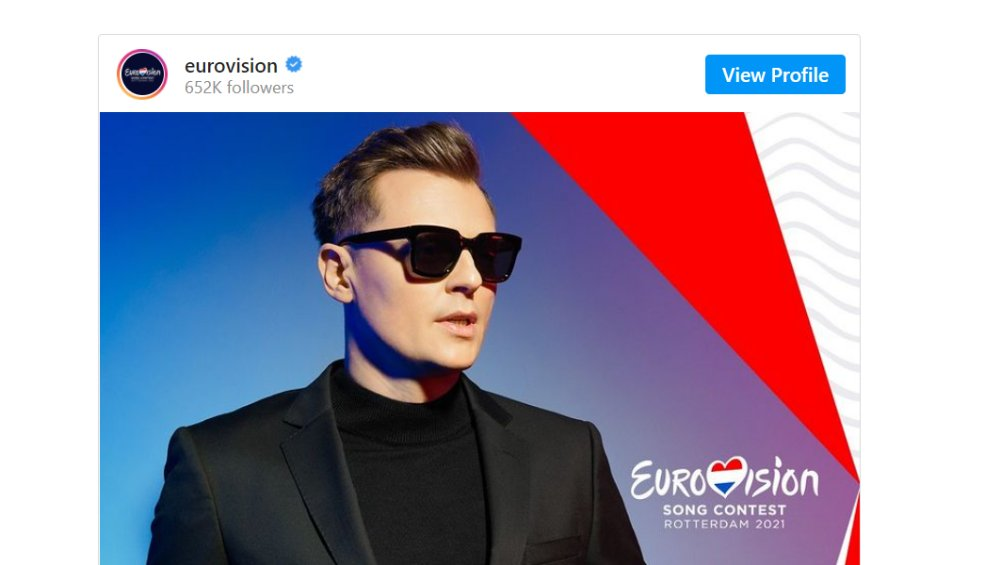 Eurowizja 2021: czy Rafał Brzozowski wystąpi? Są wyniki testu na COVID