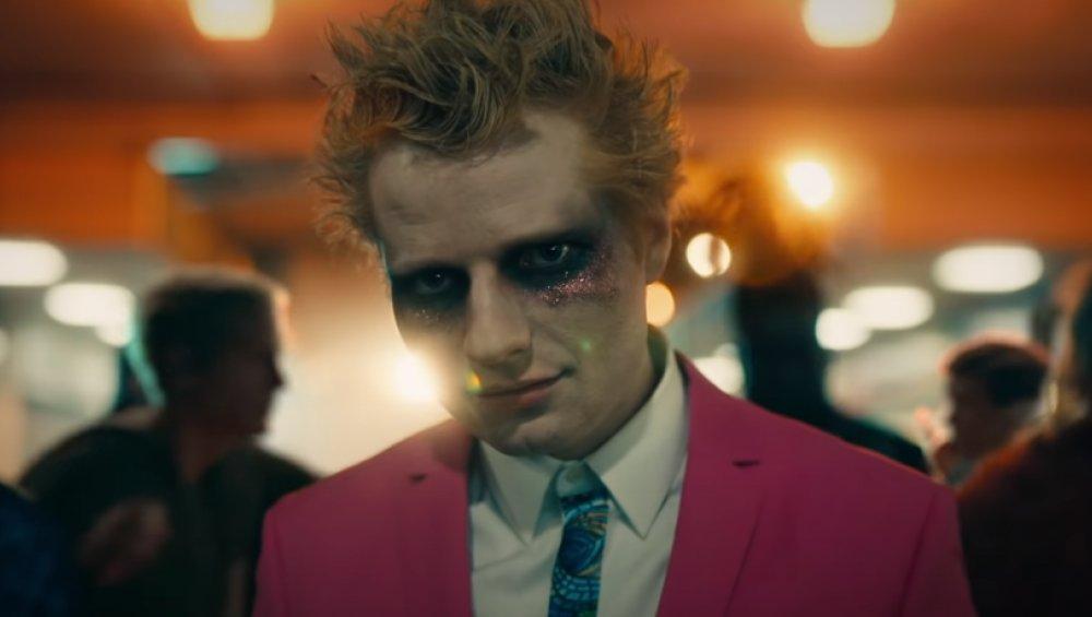 Ed Sheeran jako wampir w nowym klipie! Bad Habits już w sieci