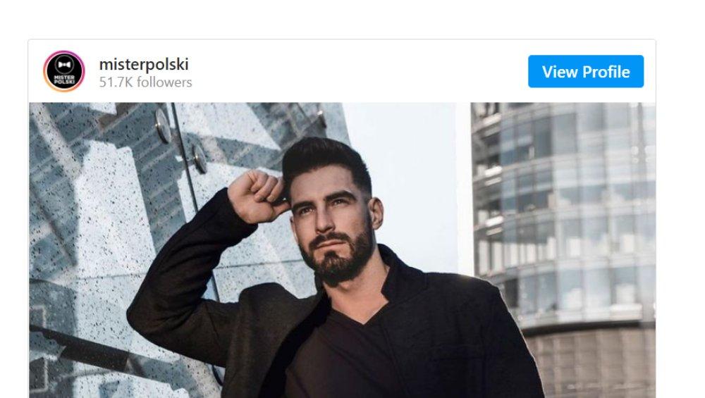 Mister Polski 2020 wybrany! Kim jest Jakub Kowalewski?