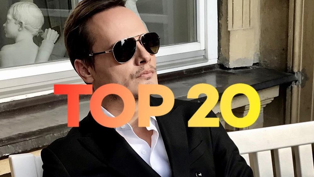Adrian Grajcar przejmuje TOP 20!
