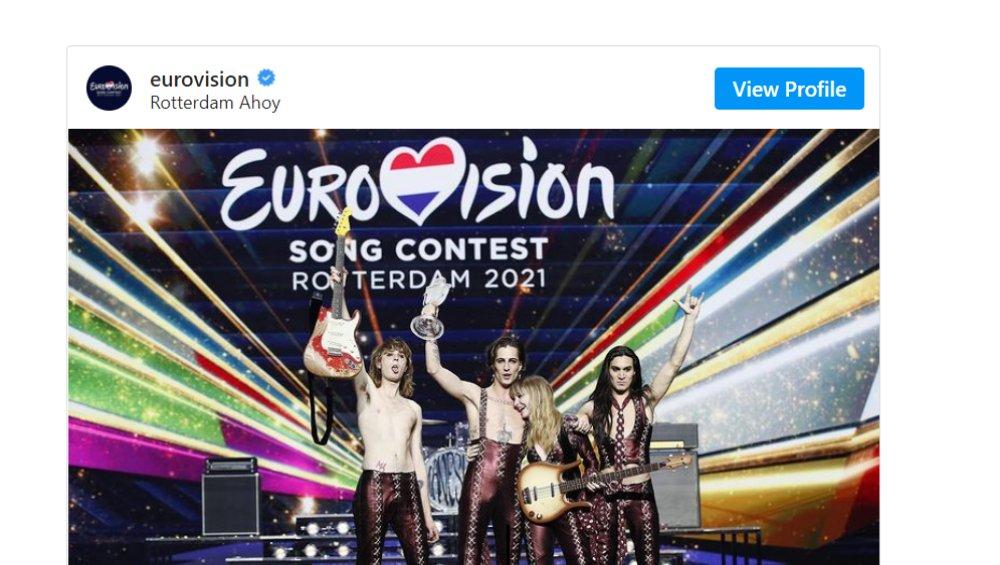Maneskin z zarzutami o plagiat. Eurowizyjny hit jest podobny do tej piosenki?