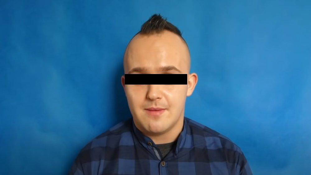 Twórca kanału Okiem Kosmetologa w więzieniu. Odsiedzi dłużej?
