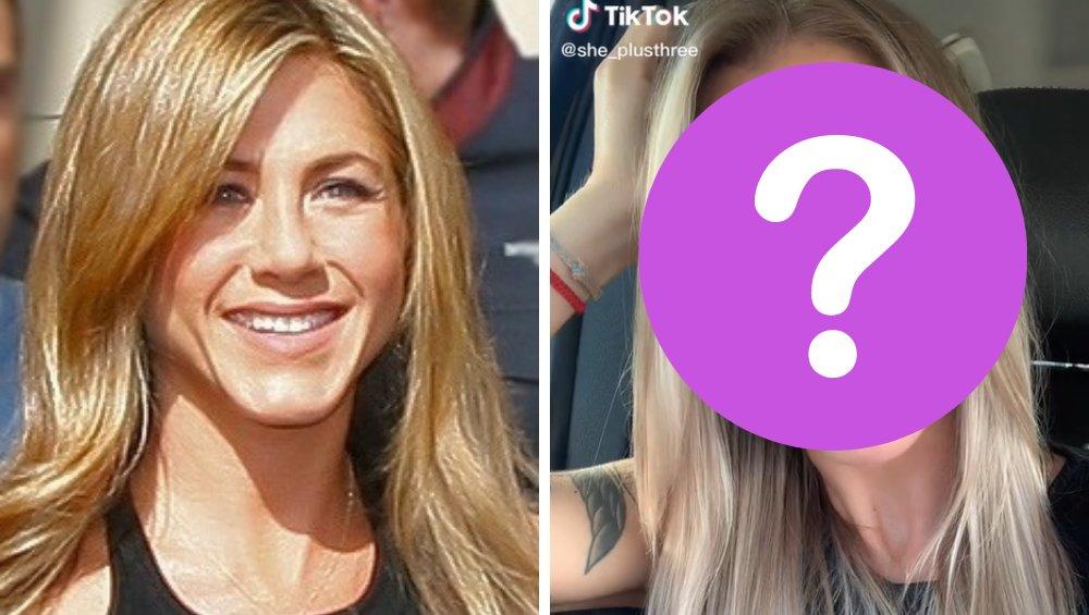 Jennifer Aniston ma sobowtóra. Ta tiktokerka jest bardzo podobna do aktorki