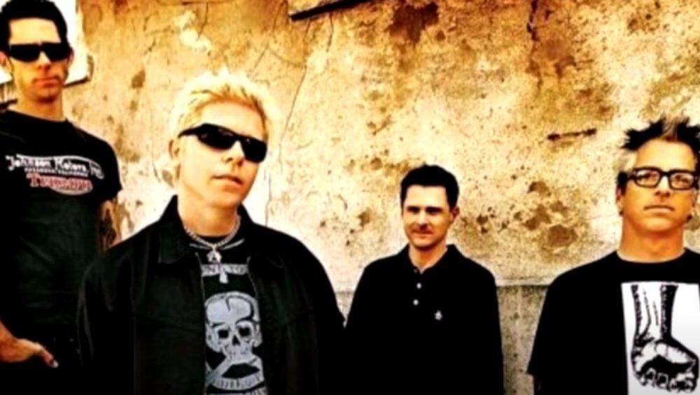 Muzyk wyrzucony z The Offspring, bo nie chciał się zaszczepić