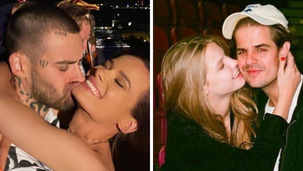 Quebonafide i Natalia Szroeder całują się na scenie i bawią się na afterze z Taco i Igą Lis [FOTO]