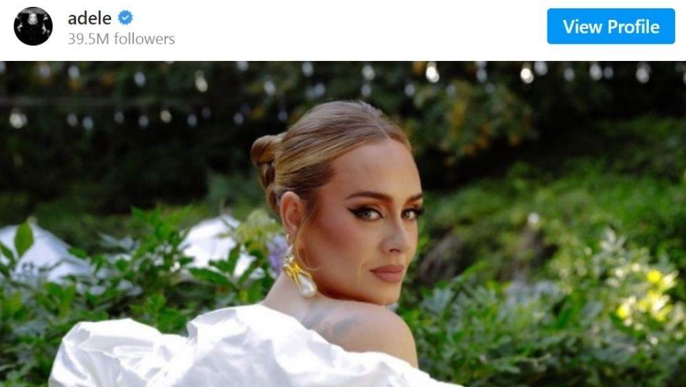Adele pokazała chłopaka na Instagramie! Piękne zdjęcia