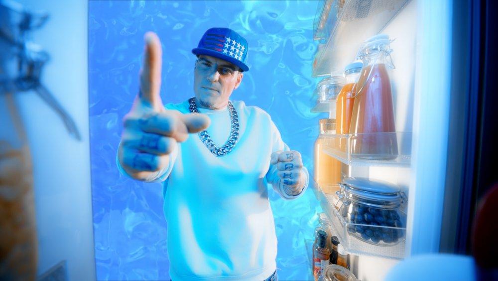 Ice, Ice Baby z nową wersją. Vanilla Ice współpracuje z Samsung Electronics