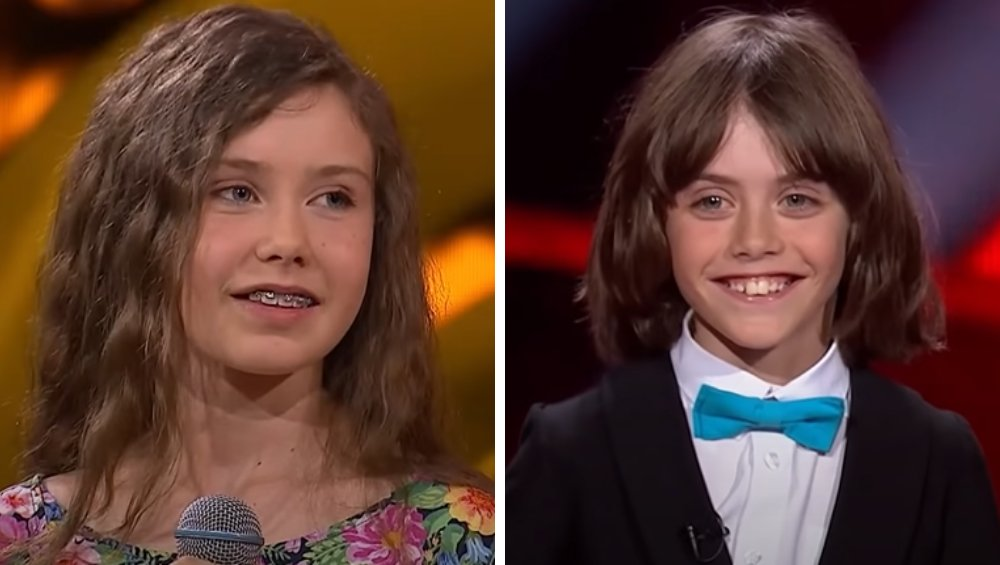 Eurowizja Junior 2021: rodzeństwo walczy o reprezentowanie Polski. To Marysia i Grześ Stachera