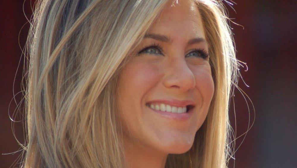 Jennifer Aniston pokazała byłego męża bez koszulki. 'Kocham Cię'
