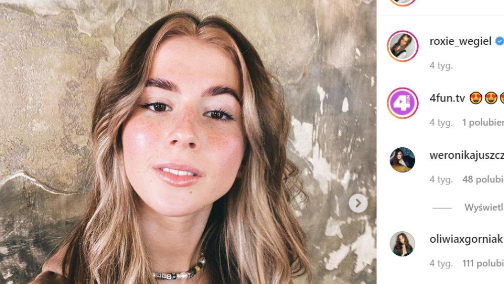Roksana Węgiel pokazała zdjęcie, na którym jest… zakochana! 'Miałam tu 13 lat'