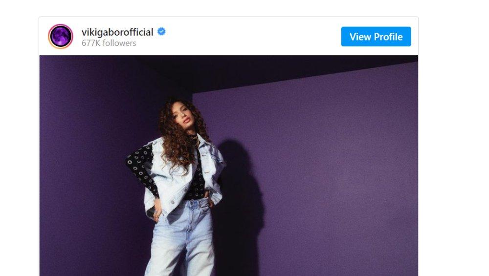 Viki Gabor zapowiada nowy singiel. Moonlight dedykuje fanom
