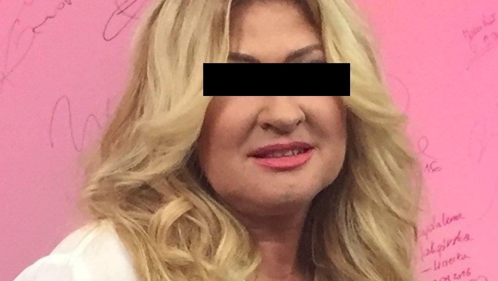 Beata K. zatrzymana przez policję za jazdę pod wpływem alkoholu? Jechała 'zygzakiem'
