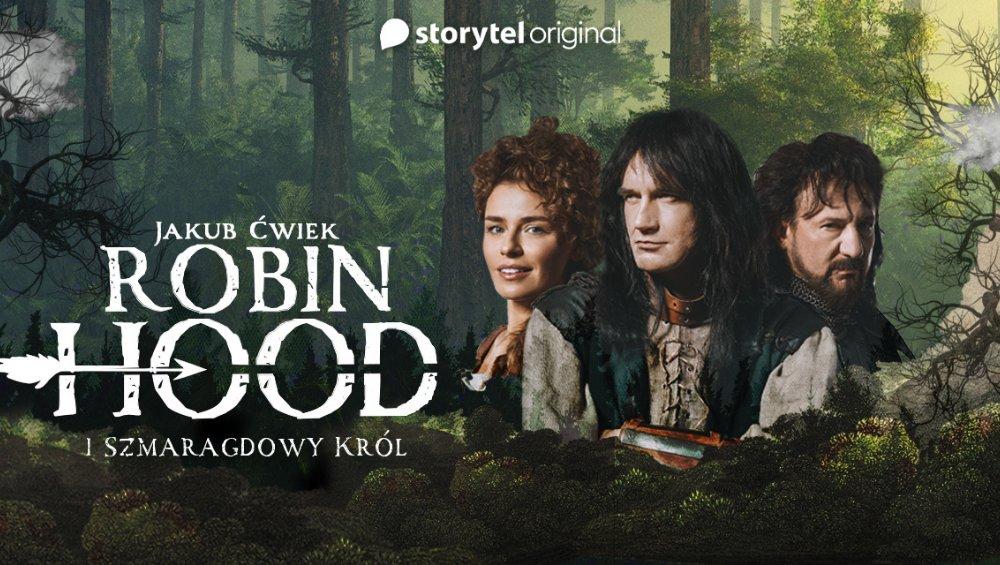 Co Tomasz Kot robi w Sherwood? Robin Hood i Szmaragdowy Król nadchodzą!