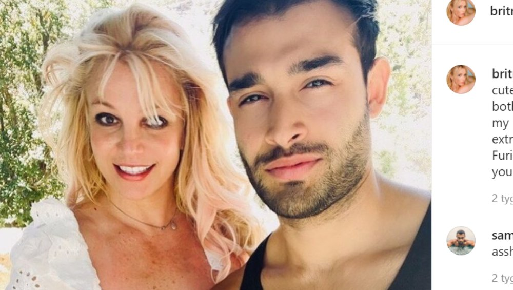 Britney Spears wychodzi za mąż. Ona i  Sam Asghari zaręczyli się