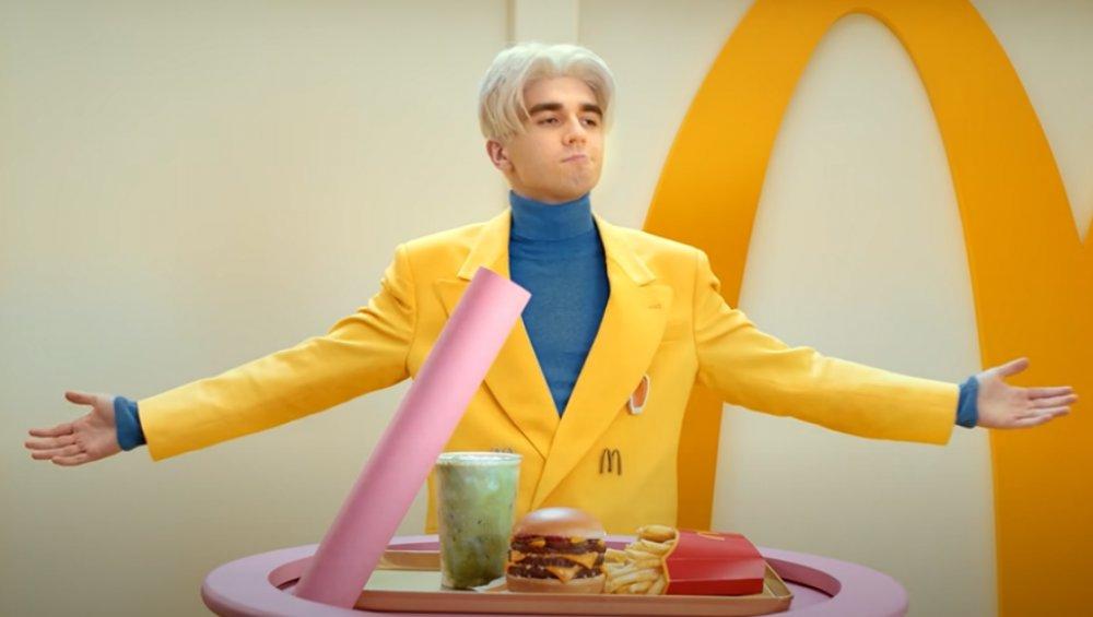 Ile Mata zarobił na współpracy z McDonald's?