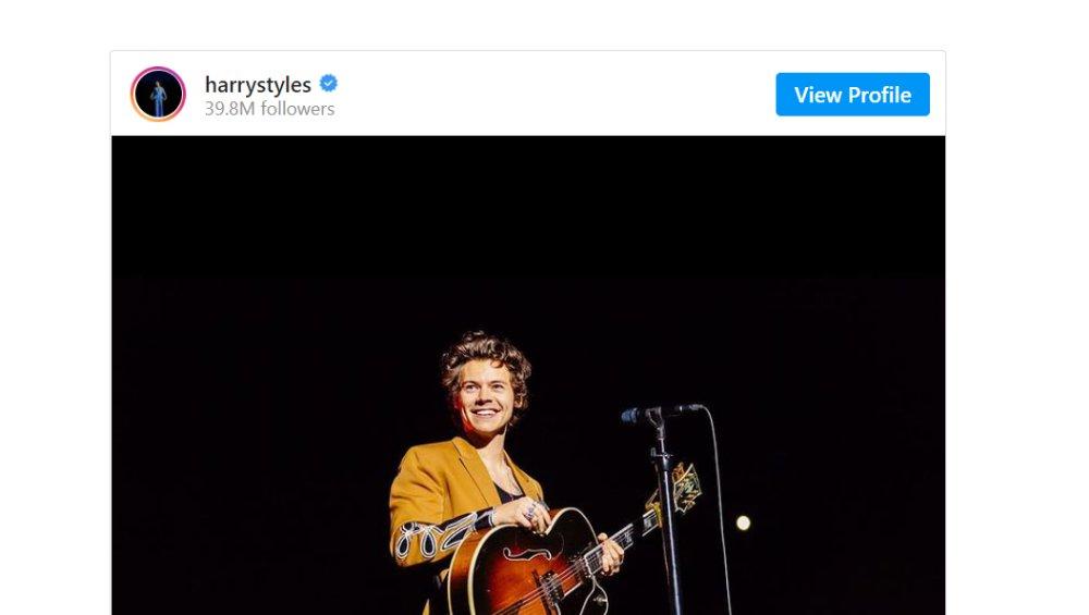 Harry Styles w kamizelce polskiej projektantki! [ZDJĘCIA]