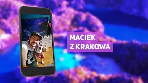 Maciek z Krakowa zgarnął najnowszego IPHONE'A! Sprawdź jak wygrać